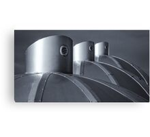 igloo Abstract Canvas Print