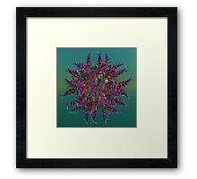 Atomic Design Framed Print