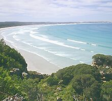 Great Ocean Road-Australia by Eileen O'Rourke