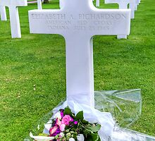 Colleville-sur-Mer Normandy - American Cemetery   by paolo1955