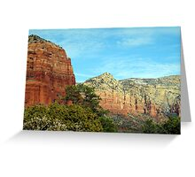 Spring in Sedona Greeting Card