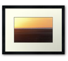 Enhancing The Nature Power Framed Print