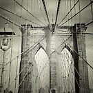 The Brooklyn Bridge by Vivienne Gucwa