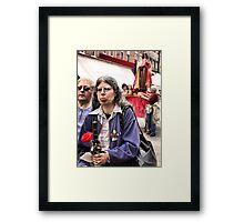 Patron Saints Framed Print