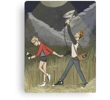 Dream Date Canvas Print