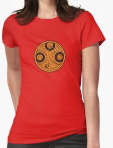 The Seal of Rassilon Womens Fitted T-Shirt