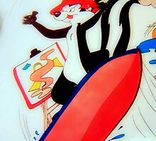 Le Pew by Dawn M. Becker