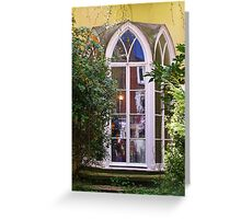 The Gothic House, Totnes (2) Greeting Card