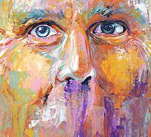Eyes to See by Antonio Santos