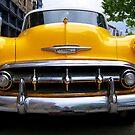 Cuban Car by Matt Scott