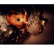 China Doll up close Photographic Print
