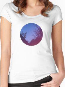 Still A Dark Night Women's Fitted Scoop T-Shirt