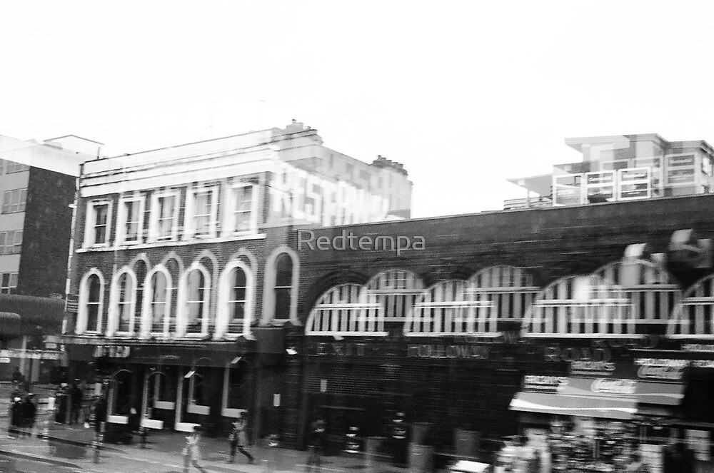 LONDON: VIEWS FROM THE TOP DECK PT 1: 'THE RECURRENCE' by Redtempa