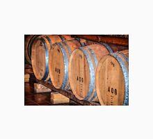 Stored Wine Barrels Unisex T-Shirt