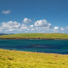 North Uist Turquoise Vista by Kasia-D