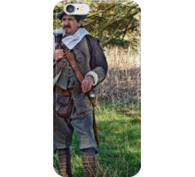 Scottish Presbyterian Minister 17th Century iPhone Case/Skin