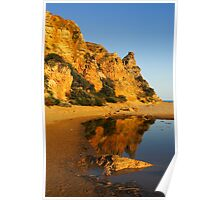 Painkalac Creek at Aireys Inlet Poster