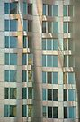 New York Architecture 4 by Leon Heyns