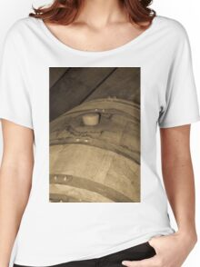 Spilled Wine Barrel Women's Relaxed Fit T-Shirt