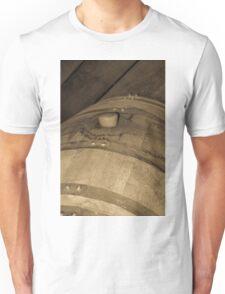 Spilled Wine Barrel Unisex T-Shirt
