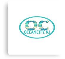 Ocean City New Jersey Canvas Print