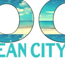 Ocean City New Jersey Sticker
