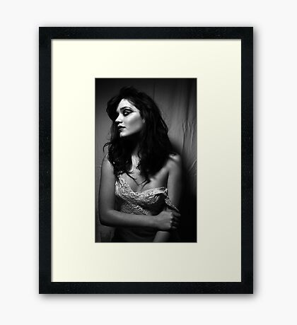 See That You Inspire Framed Print