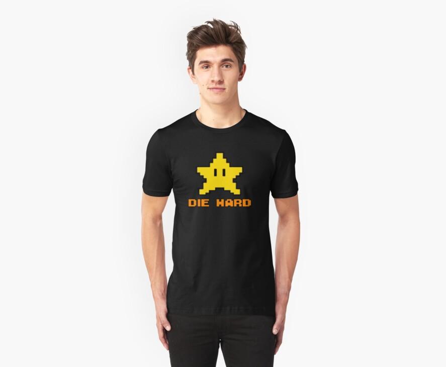 Mario Star Die Hard! by Rdesigns