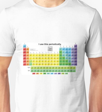 Periodically  Unisex T-Shirt