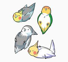 bird stickers Unisex T-Shirt