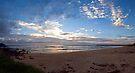April Sunrise, Duranbah  by Odille Esmonde-Morgan