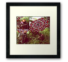 April Showers Part 7 Framed Print