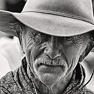 Rugged Cowboy by Barbara Manis