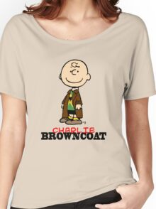 Charlie Browncoat Women's Relaxed Fit T-Shirt