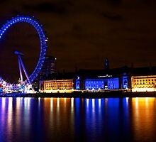 London Eye by Daniel Chang