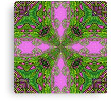 Celtic Kaleidoscope Canvas Print