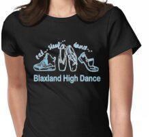 Dance in white (not for sale) Womens Fitted T-Shirt
