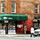 10th Ave. Deli in Manhattan by Susan Savad