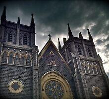 St Mary's Parish of Geelong by LJ_©BlaKbird Photography