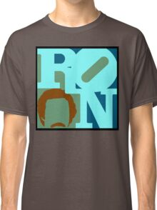 Ron Love (c) (Anchorman) Classic T-Shirt