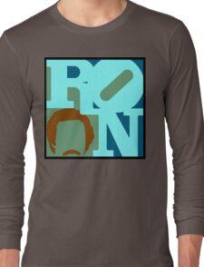 Ron Love (c) (Anchorman) Long Sleeve T-Shirt