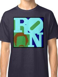 Ron Love (b) (Anchorman) Classic T-Shirt
