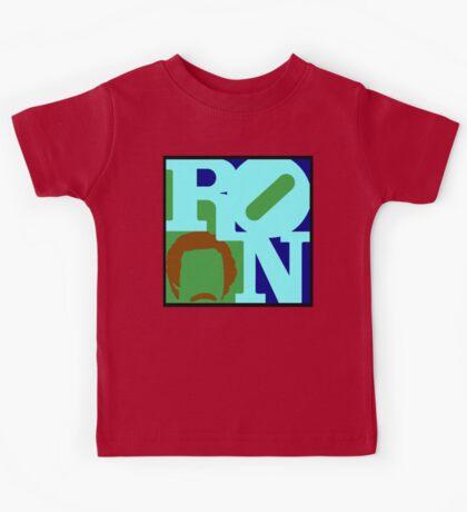 Ron Love (b) Kids Tee
