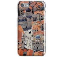 Roof tops iPhone Case/Skin
