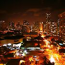 Honolulu by Nigh by Atanas Bozhikov NASKO