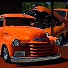 1951 Chevrolet Custom Pickup Truck by TeeMack