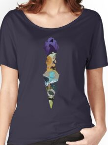 Uncharted 1-4 Phurba dagger Women's Relaxed Fit T-Shirt