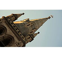 ChurchTower Photographic Print