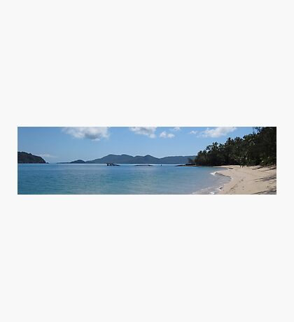 Bedarra Island facing Dunk Island resort Photographic Print