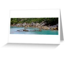 Bedarra Island Dorillor Bay  Greeting Card